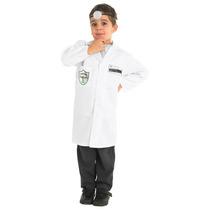 Médico Del Vestido De Lujo - Medio Kids Party Traje Traje
