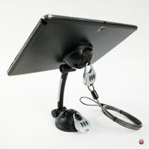 Cta Holder Soporte Anti Robo 2 Ventosas Tablet 2 Candados