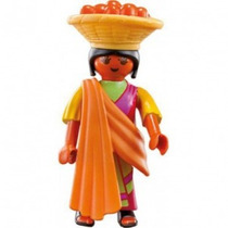 Playmobil 5461 Figura 3 Serie 5 Hindu Con Saadi Retromex!