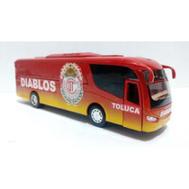 Autobus Irizar Escala Club Toluca