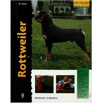 Libro En Español Rottweiler Serie Excellence Original
