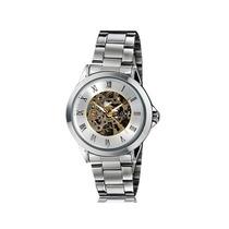 Reloj Mecánico Esqueleto Automático Hombre Clase Elegante