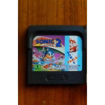 Sonic The Hedgehog 2 Sega Game Gear Cartucho