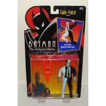 Dc Comics Two-face Batman Animated 1992