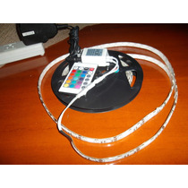 Tira 5 Mts Led Rgb Multicolor Kit Completo 5050