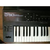 Roland D50 Sonidos De Fabrica
