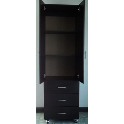 Modulos minimalistas para armar tu closet 3 cajones 2 for Closets minimalistas df