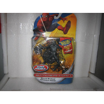 Marvel Legends Spiderman Black Suit/ Negro-trilogy Series