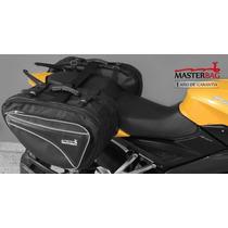 Masterbag Maletas Laterales Alforjas Motocicleta Universales