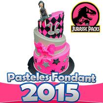 Mega Pack Pasteles Fondant + Pasteles Chuecos 900 Paginas