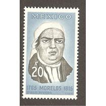 Morelos Pintura De Diego Rivera 1965 Vbf