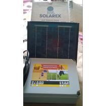 Cerco Electrico Energizador Electrificador Solar Garantia 1