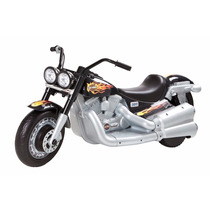 Moto Electrica Harley Modelo Cruiser Oficial Power Wheels