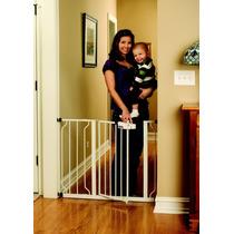 Regalo - Puerta Metalica De Seguridad Para Escaleras Mn4