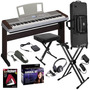 Yamaha Dgx640 W 88 Teclas Piano Dgx-640 + Kit Productos