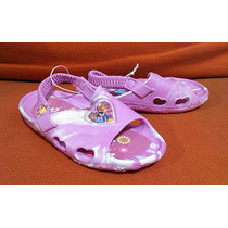 Preciosas Sandalias Ultraligeras Disney Princess No. 17 Niña
