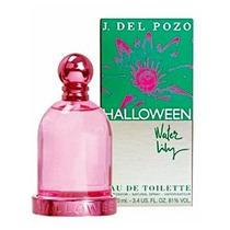 Perfume Halloween Water Lily Dama 100 Ml J. Del Pozo