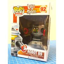 Perdidos En El Espacio Robot B9 Funko Pop Lost. Vv4