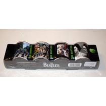 4 Mini Tazas Originales De Colección The Beatles
