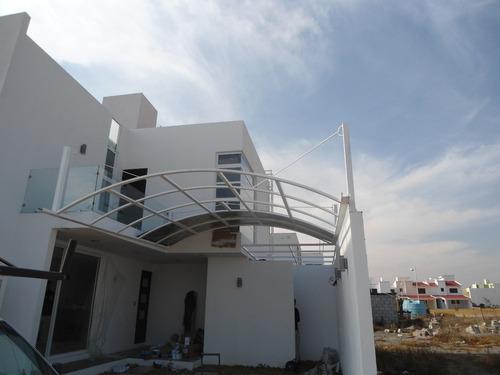 Domos de policarbonato o acrilico 850 v6sf6 precio d m xico - Precio estructura casa ...