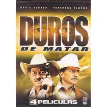 Dvd Duros De Matar 4 Peliculas Mario Almada Fernando Almada