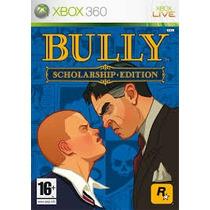 Bully Xbox 360 Nuevo
