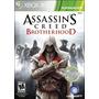 Assassin´s Creed Brotherhood Xbox 360 Nuevo