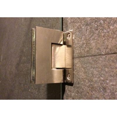 Bisagras muro cristal para cancel o puertas cristal for Puertas de metal con vidrio