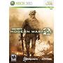 Call Of Duty Modern Warfare 2 Xbox 360 Nuevo