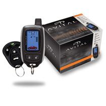 Alarma Seguridad Avital 3300 2 Vias Control Lcd = Viper 3305