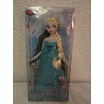 Muñeca De Disney De Frozen Elsa !!!!!!