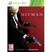 Hitman Absolution Xbox 360 Nuevo Envio Gratis