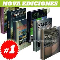 Gran Biblioteca De Arquitectura 6 Vols