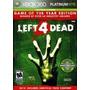 Left 4 Dead Platinum Hits Xbox 360 Nuevo