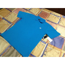 Dc Shoes Playera Tipo Polo Para Niño