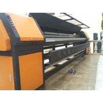 Plotter De Impresión Digital Gran Formato Lonas