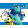 Kit Imprimible Monsters University Diseñá Tarjetas Cumples