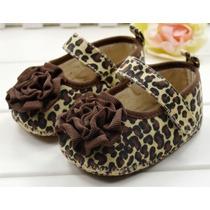 Zapatos Bebe Niña Niño Zapatito Animal Print