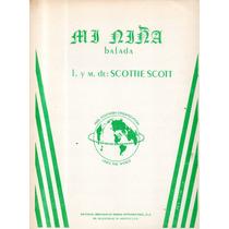 Mi Niña L. Y M. De: Scottie Scott