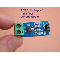 Acs712 Sensor De Corriente 5 Y 30 Amperes.envío Gratis!