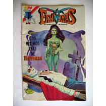 Fantomas (1982) | No. 3-80 | Serie Avestruz | Ed. Novaro Maa