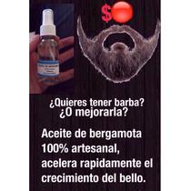 Shampo Y Aceite De Bergamota Se Vende Por Separado