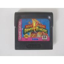 Might Morphin Power Rangers Para Game Gear En Game Reaktor