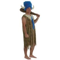 Disfraz De Cavernicola Para Adultos, Envio Gratis