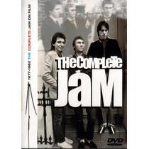 Dvd Original The Jam 1977-1982 The Complete Jam On Film 2002