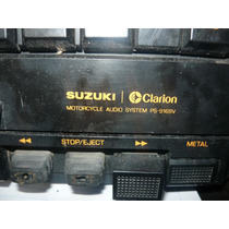 Estereo Suzuki Clarion Para Moto Suzuki