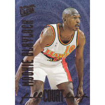 1996-97 Fleer Ultra Full Court Trap Mookie Blaylock Hawks