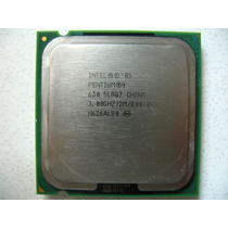 Pentium 4 Ht 630 3.0ghz/2m/800 Sl7z9 Entrega Gratis Df! Hm4