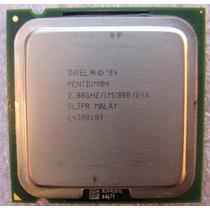 Pentium 4 Ht 520j 2.8ghz/1m/800 Sl7pr Entrega Gratis Df! Mn4