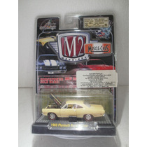 M2 Machines Muscle-cars 1969 Plymouth Road Runner Amarillo